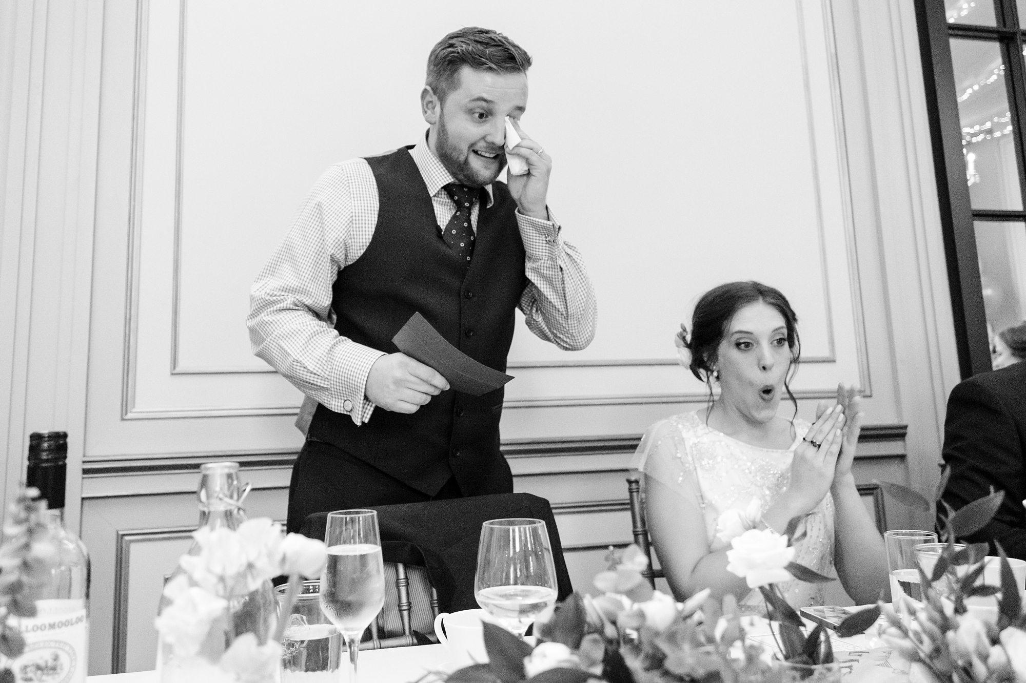 Grooms Speech To Bride Examples: How To Rock Your Groom's Speech