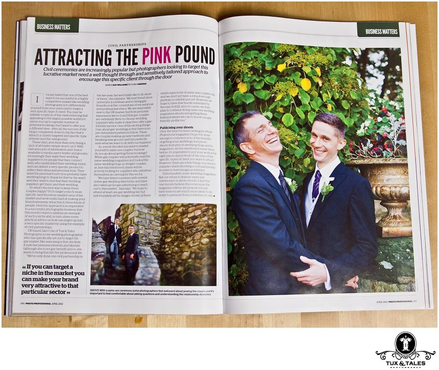 Photo Professional Magazine March 2012