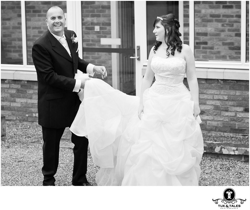 Wedding photographer York