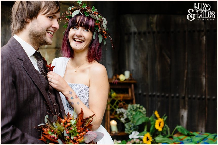 Wedding Photography Workshop Autumnal Theme