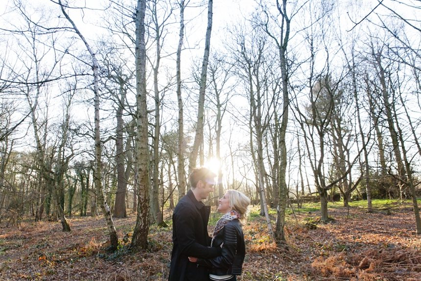 Leeds Wedding Photography Engagement Photos at Roundhay Park