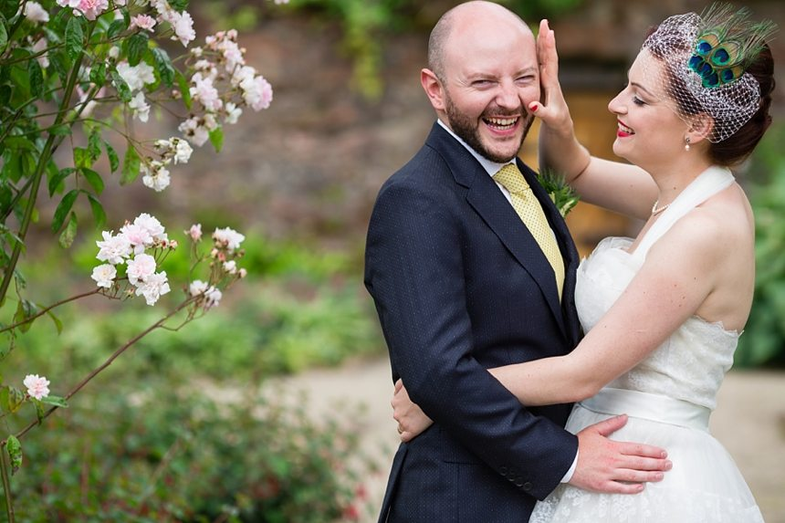 Brodick Castle Wedding Photography Fun & Quirky