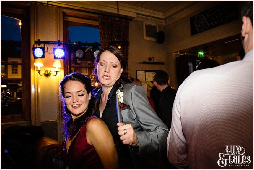 funyn wedding dance photo