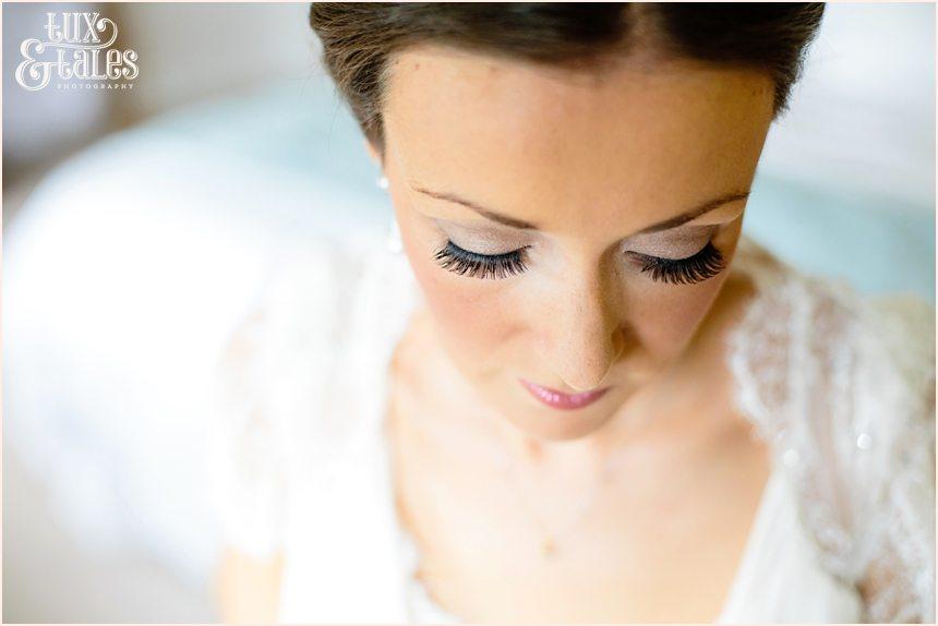 Barmbyfield Barn Wedding Bride Yorkshire