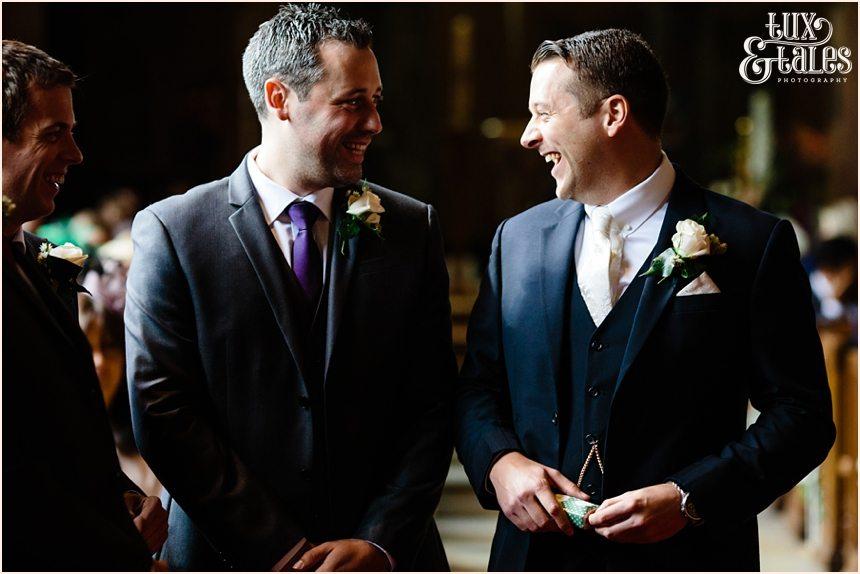Escrick church wedding photography Yorkshire