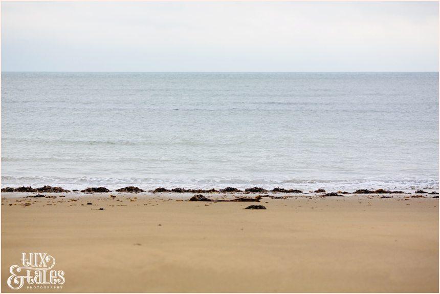 Scarborough north bay beach