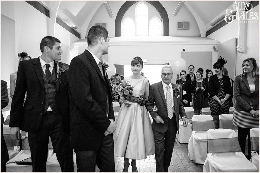 Swanland town hall wedding