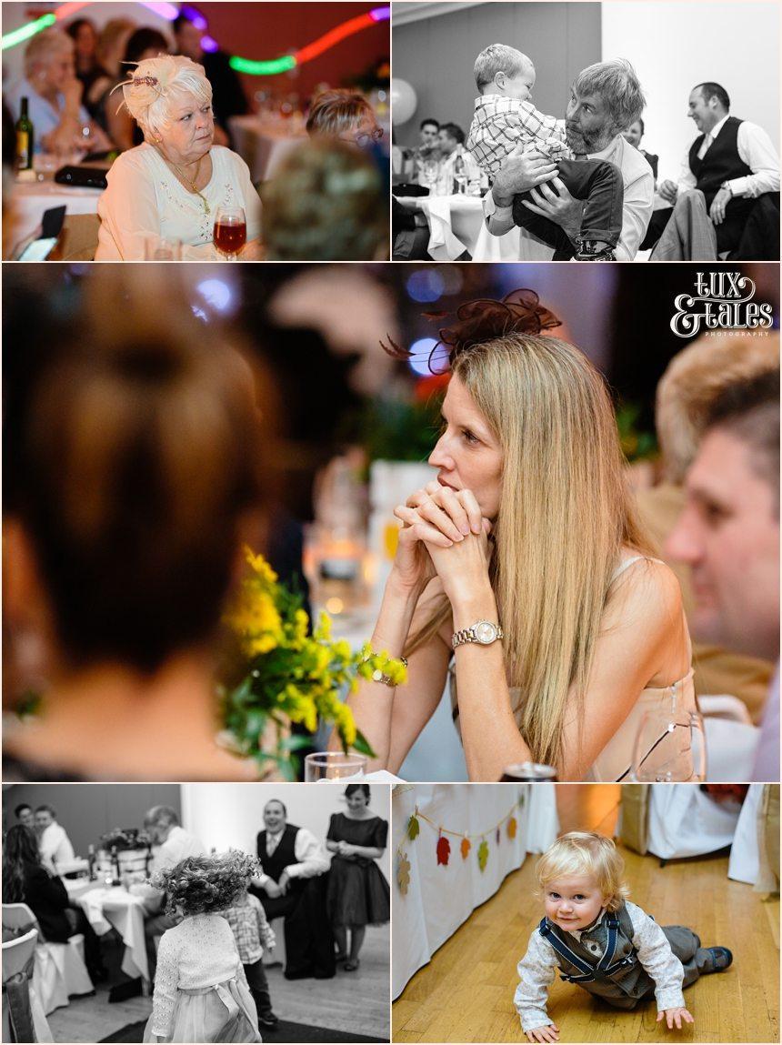 Yorkshire autumn wedding photography