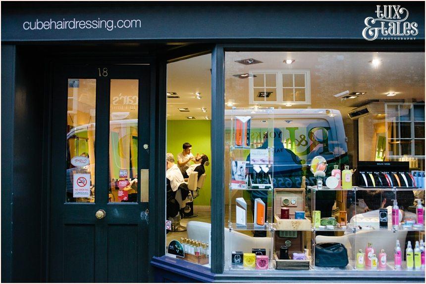 Cube Mens Hairdressers York