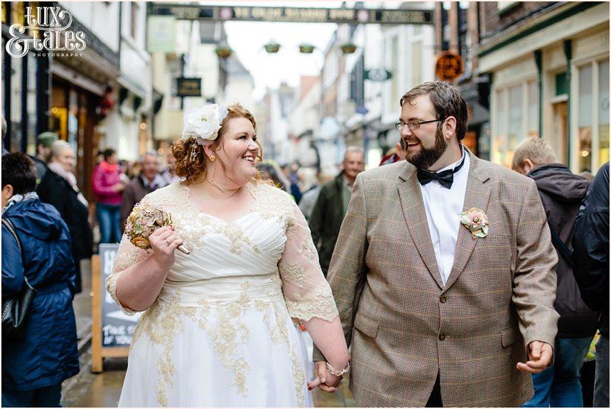 York street wedding photography