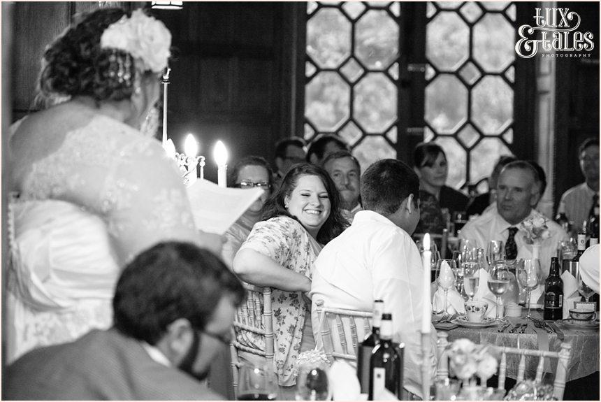 Brides Speech at wedding