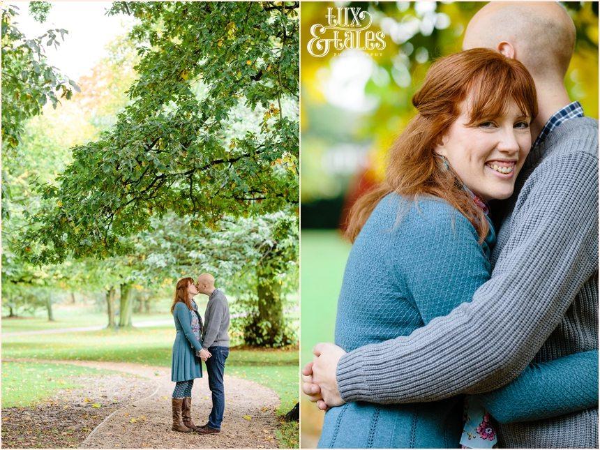 York Engagement shoot