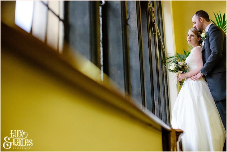 Wedding photograph at the Cedar Court Grand Hotel in York