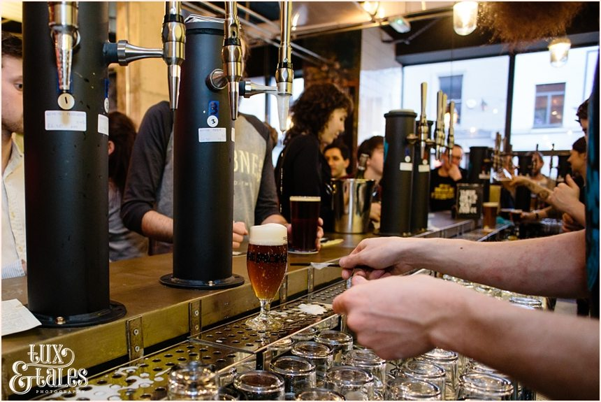 Brew Dog Sheffiled Craft Beers Opening Night