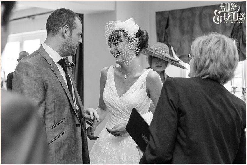 Wedding at Hogarths Hotel