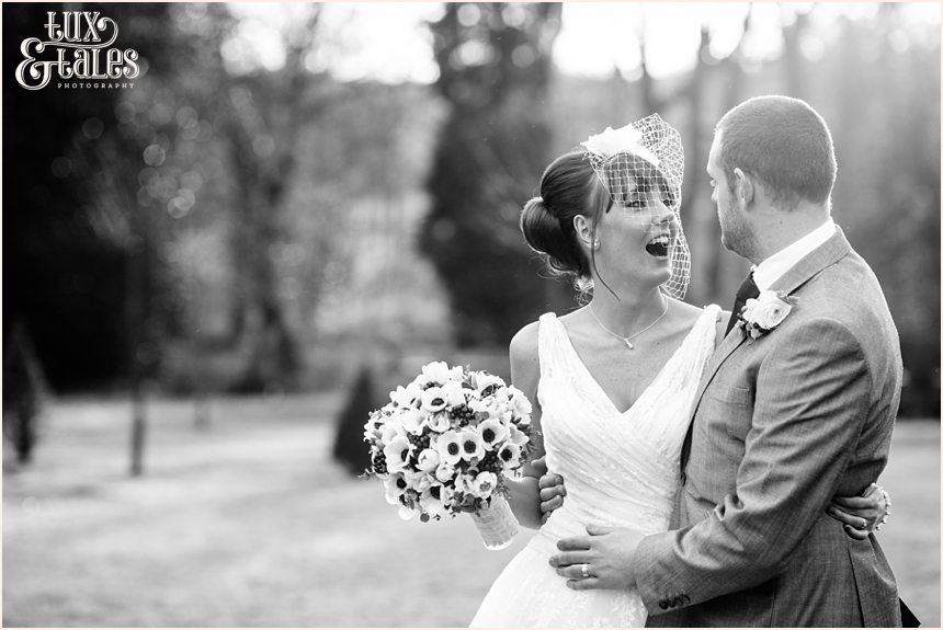 Natural relaxed photography at hogarths hotel wedding
