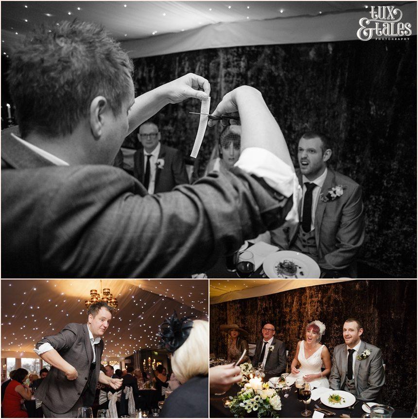 Wedding Magician at Hogarths Hotel