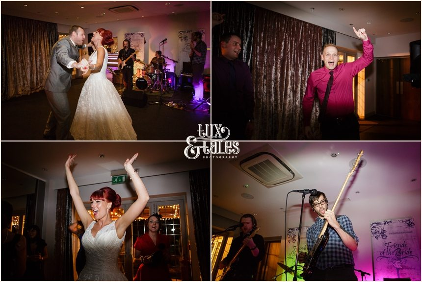 Hogartths Hotel Wedding Dance Party Photography