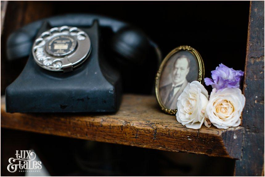 Vitnage telephone