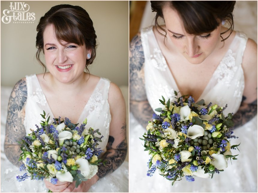 Tattooed Bride Wedding Photography York and Yorkshire_1187