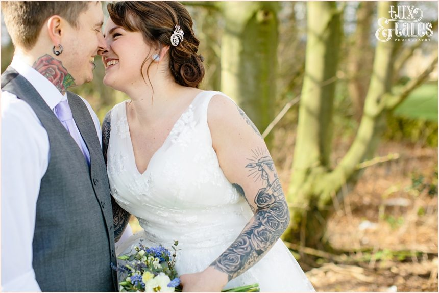 Tattooed Bride Wedding Photography York and Yorkshire_1195