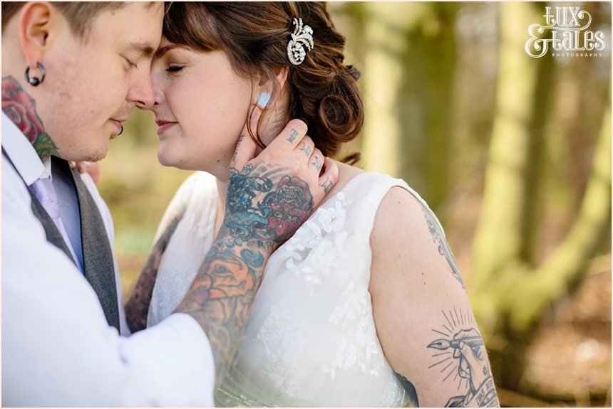 Tattooed Bride Wedding Photography York and Yorkshire_1197