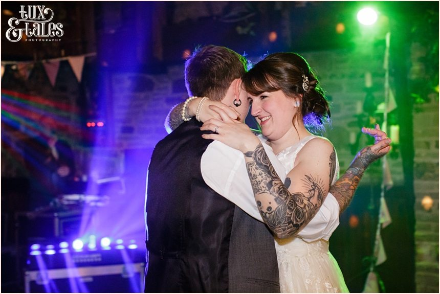 Tattooed Bride Wedding Photography York and Yorkshire_1214