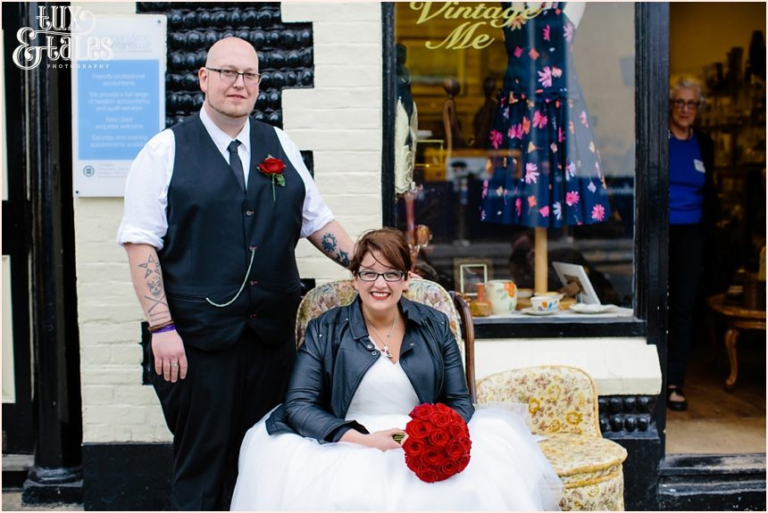Brighton Wedding Photography Rock and Roll Rockabilly Couple_1694