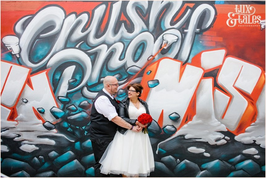Brighton Wedding Photography Rock and Roll Rockabilly Couple_1696