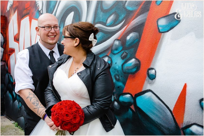 Brighton Wedding Photography Rock and Roll Rockabilly Couple_1698
