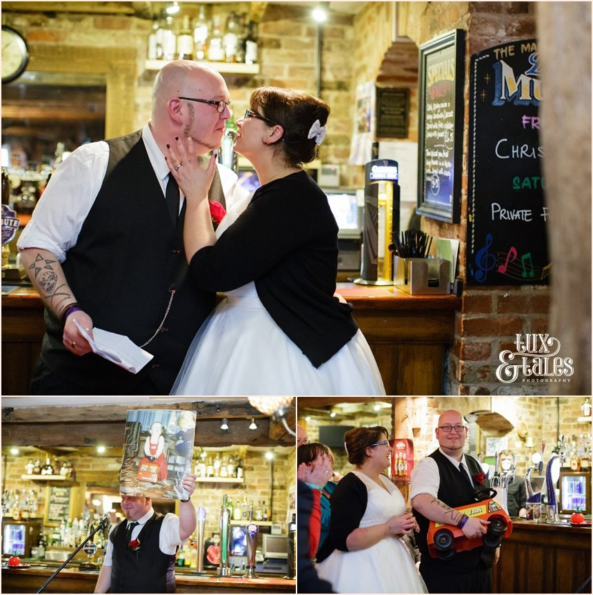 Brighton Wedding Photography Rock and Roll Rockabilly Couple_1717