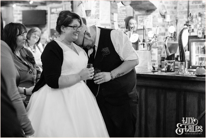 Brighton Wedding Photography Rock and Roll Rockabilly Couple_1718
