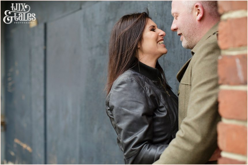 Granary Wharf Engagement Photography