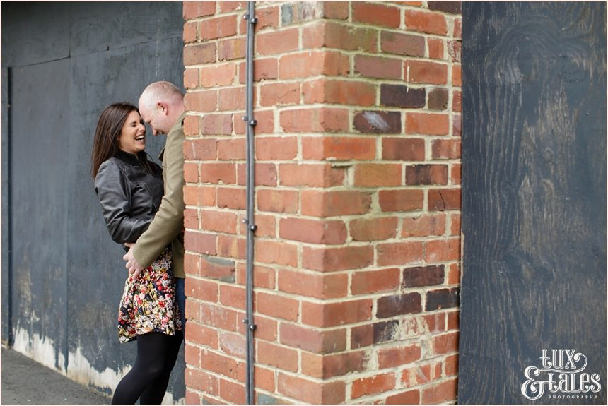 Granary Wharf Engagement Shoot