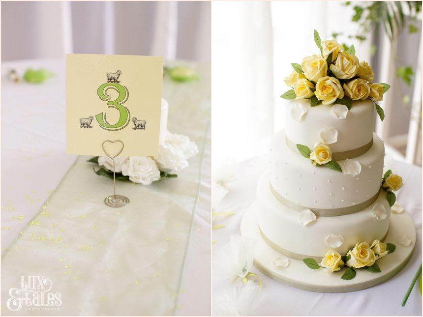 Frog & Sheep wedding theme Ricall Wedding Photography