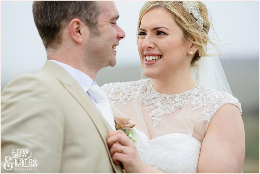 wedding photography on the west yorkshire moors