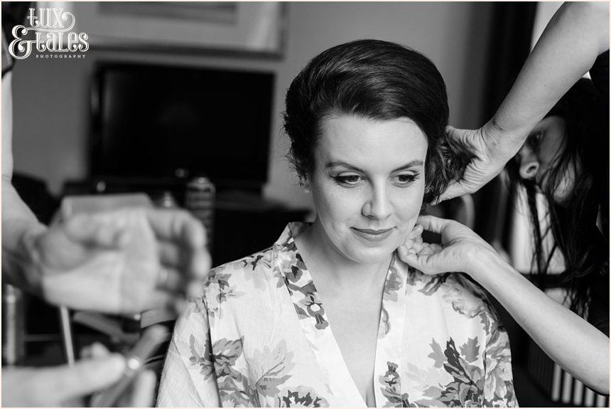 Old Swan Hotel Wedding Photographer