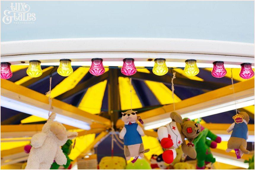 Scarborough engagement shoot Luna Park Carnival