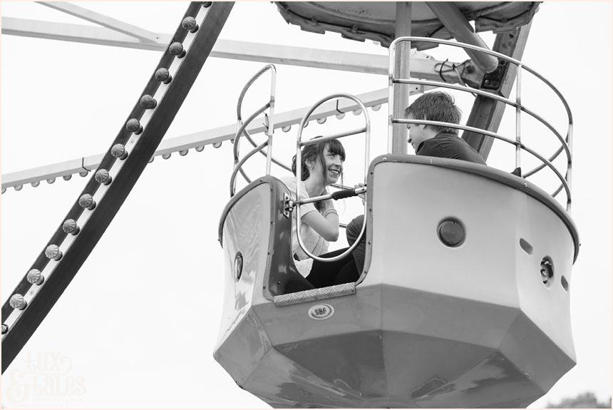 Ferris Wheel Engagement Shoot Scarborough