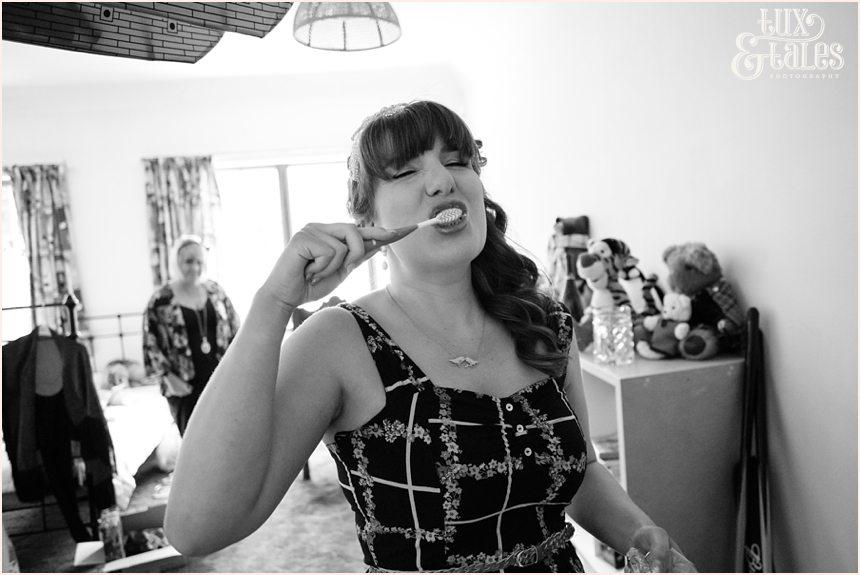 Documentary wedding photography in Altrincham