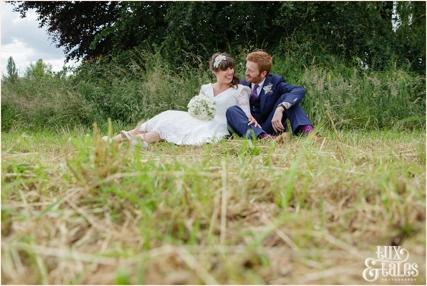 Wedding photography in Althrincham back garden tipi handfasting weddingrelaxed natural bride & groom portraits