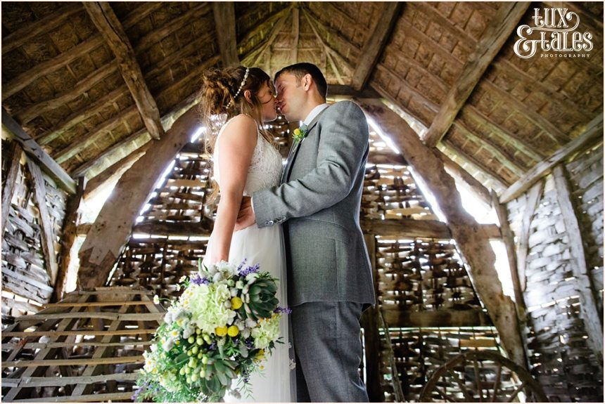 Avoncroft Museum Wedding Photography Barn vintage building Tux & Tales Photography