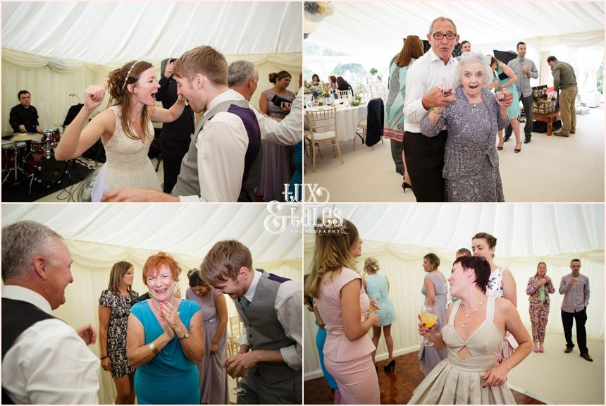 Frist Dance Woodlands B&B Wedding Photography
