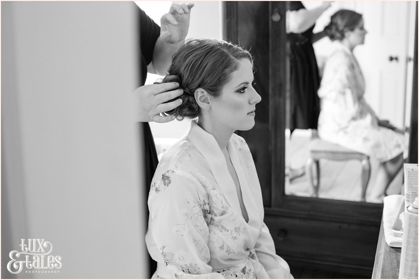 Taitlands Wedding Photography Bride Preparation