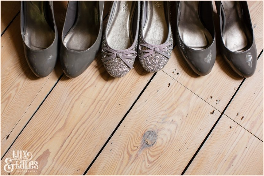 Taitlands wedding photography brides shoes