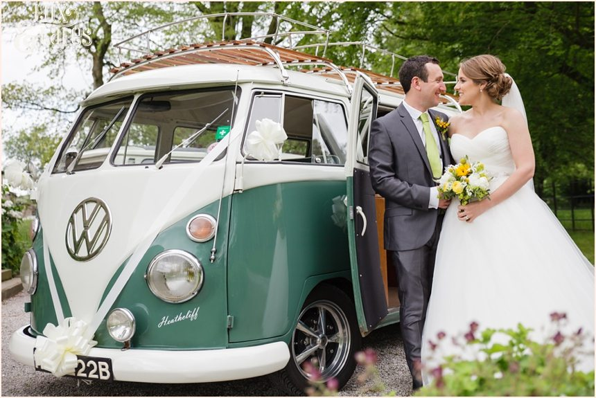 VW Van Taitlands Wedding