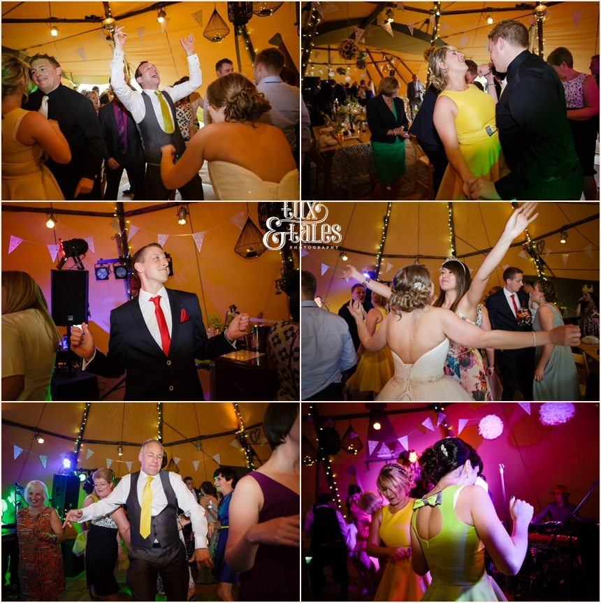 Newton Grange Wedding Photography dancing