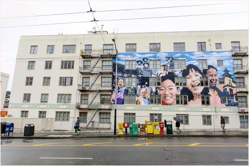 San Francisco Photography - China Town