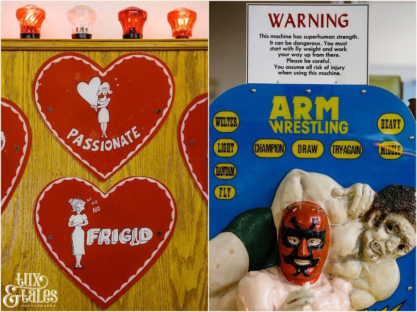 San Francisco Photography - playland arcade museum