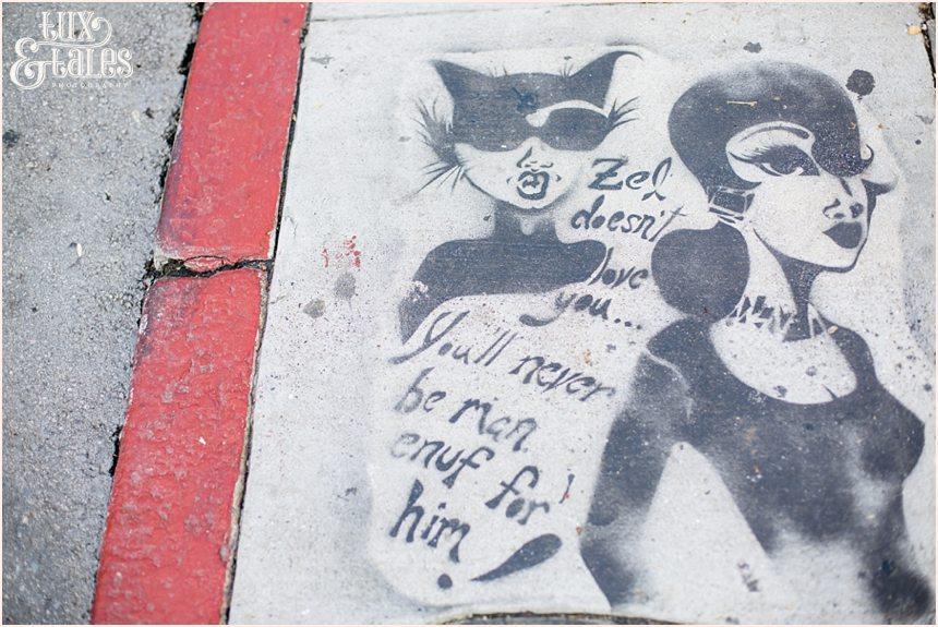 San Francisco Photography - Graffiti
